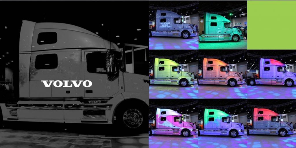 Volvo Image Mapping