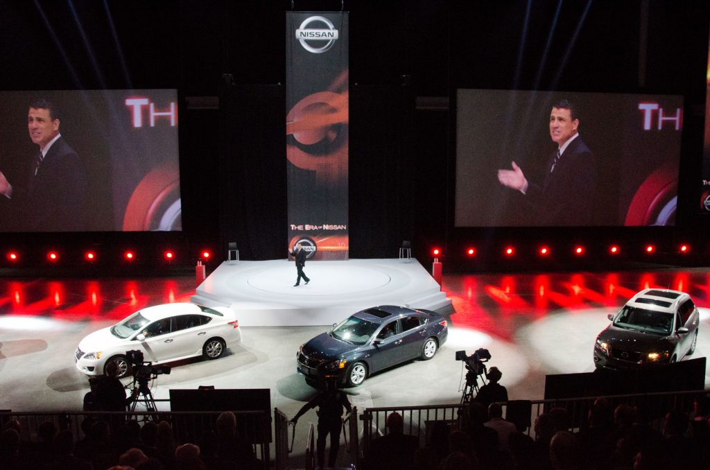 Nissan Dealer Meeting