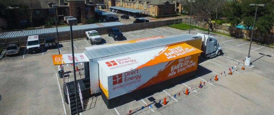 Direct Energy Mobile Exhibit