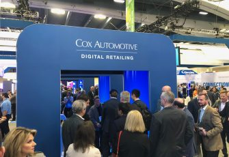 Cox Automotive Interactive Exhibit NADA Expo