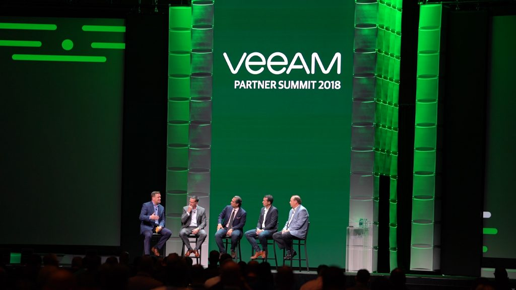 VeeamON User Conference and Partner Summit